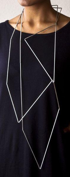 ute decker huge structural neckpiece