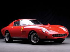 1967 Ferrari 275 GTB 4 Berlinetta, 3.3-liter V12 developing 300bhp
