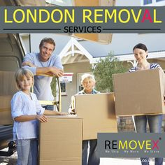 Removex Offers London Removals Services. We are provide provides professional and reliable moving, packing and storage services with experienced man and van in and around London. www.removex.co.uk #LondonRemovals  #Manwithavan #LondonRemovalServices