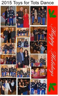 Toys For Tots, Happy Holidays, Dance, Baseball Cards, Dancing, Happy Holi