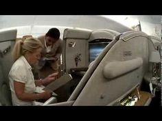 ▶ A380 EMIRATES EK384 FIRST CLASS BANGKOK HONG KONG 241013 - YouTube Emirates First Class, Flying First Class, Geography, Bangkok, Hong Kong, Pilot, Youtube, Pilots, Youtubers