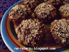 Muffinki wytrawne z otrębów