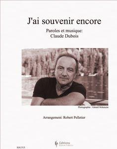 Claude Dubois, Concert, Souvenir, Classic, Photography, Concerts