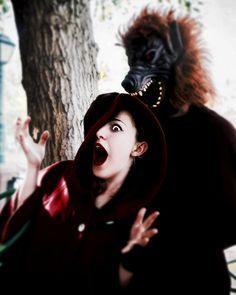 Red Riding Hood wolf by Ersin Türk on 500px