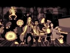 St James Infirmary King Britt Remix Animated Cartoon New Orleans Preservation Hall Jazz Band in HD - YouTube