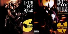 "Squadron Supreme"" with Wu-Tang Clan's ""Enter the Wu-Tang"""