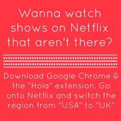 We & Serendipity: A Netflix Secret