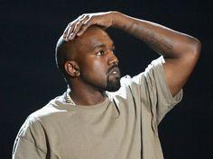 Vanguard Award winner Kanye West speaks onstage during the #2015 #MTV Video Music Awards. #humor #celebrity #rapper