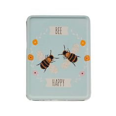 Bee Happy Tin image