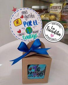 Gifts For My Boyfriend, Boyfriend Anniversary Gifts, Diy Birthday, Birthday Gifts, Diy Gifts, Love Gifts, Valentines Illustration, Diy And Crafts, Paper Crafts