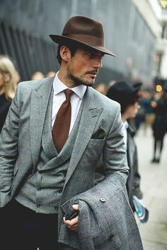 nxstyle:  David Gandy   Follow http://thevintagologist.tumblr.com/   more than 10.000 posts of vintage lifestyle, design, fashion, art, cars, architecture, music and stuffs