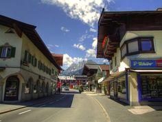 Discover the world through photos. Tirol Austria, Eurotrip, Saints, Street View, World, Lady, Places, Travel, Lugares