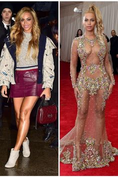 CFDA Fashion Icon Beyoncé's Best Style Moments   Teen Vogue