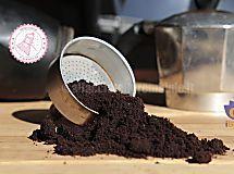 RIUTILIZZARE I FONDI DEL CAFFè 15 modi riciclo