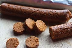 A2K - A Seasonal Veg Table: Vegan Chorizo 'Sausages'