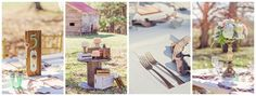Country fall Ranch Wedding Inspiration