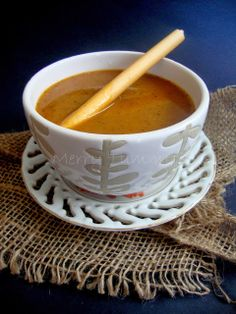 Roasted Tomatoes Garlic Soup
