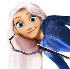 Jack Frost as a girl edit by Makayla Rodgers requested by Sweet Dreams