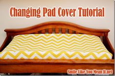 Changing-Pad-Cover-Tutorial