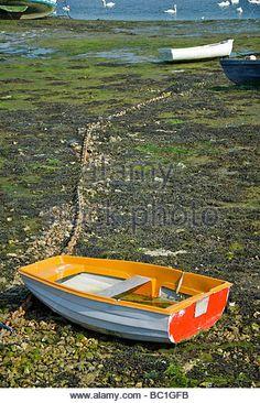 Emsworth Chichester Harbour Harbor Hampshire UK - Stock Image