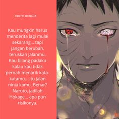 Anime Motivational Quotes, Naruto Quotes, Boruto Next Generation, Anime Neko, Itachi Uchiha, Kirito, Akatsuki, Ninja, Qoutes