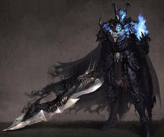 Resultado de imagen para knight characters art