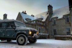//Land Rover Defender Tdci Station Wagon Scotland United Kingdom