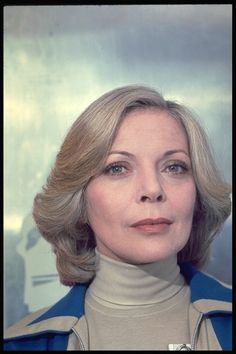 Barbara Bain played Dr. Helena Russell on Space:1999
