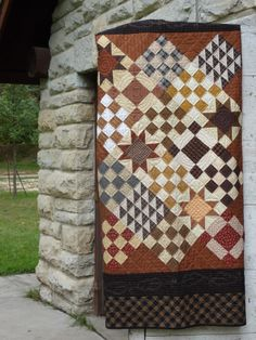 Fall Quilt by Thimbleberries