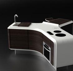 AGORA Kitchen island   Mormedi product service innovation design consultancy