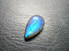 Natural Labradorite Strong Blue Flashy Fire Super by StarGemBeads