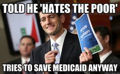 Good Guy Paul Ryan