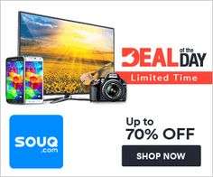 New Offers and Deals: Everything For You SALE at Souq.com Egypt  SHOP NOW  Souq.com Egypt is bringing you a SALE on Fashion Beauty Home and Kitchen and Tech Purchases  Souq.com Delivers to your doorstep.  Avoid traffic and parking hassle and SHOP NOW!  Save  http://ift.tt/2nfd9FL