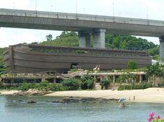 noah's ark hotel in china.