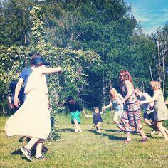 swedish midsummer party