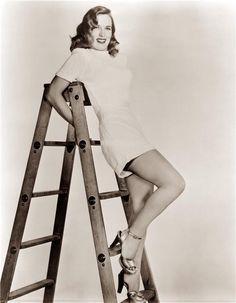 Denise Darcel ladder by slr1238