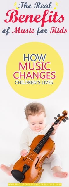 Music is so important for kids. It has healing powers, it helps them grow in so many different ways. I loved reading this post with the story of one music student and how music literally changed her life.