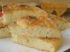 Orjinal Ramazan Pidesi Food And Drink, Bread, Recipes, Essen, Brot, Recipies, Baking, Breads, Ripped Recipes
