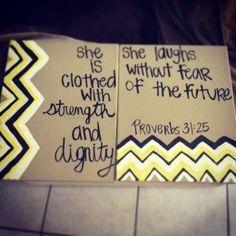 Bible verse canvas <3 by reva