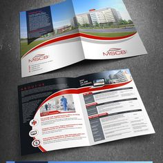 Design a hip Brochure for a medical collections company by Priti▼