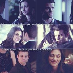 Elijah and Hayley #haylijah #originals