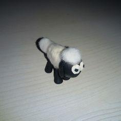 An adorable little clay Shaun made by Akhil Soni!