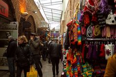 Camden Market, London. Vibrant and diverse area with lots of opportunities for artistic shots