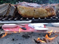 Bistecca fiorentina Food Project, New Recipes, Camembert Cheese