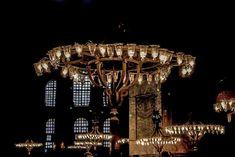 Las luces del interior de Santa Sofía demuestran que fue mezquita hace menos de…