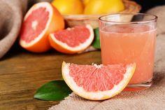 Beneficios de la bebida de toronja, limón, naranjas y genjibre