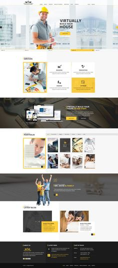 Constructioner - Modern Construction PSD Template - PSD Templates | ThemeForest. The UX Blog podcast is also available on iTunes.