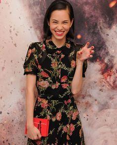 """Cute❤❤❤ 香港プレスインタビュー #水原希子 #kikomizuhara #mizuharakiko #kiko #kikoxxx #i_am_kiko #beautiful #fashion #model #actress #進撃の巨人"""