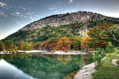 """Garner State Park, Concan, Texas:  Websitesays, """"Generations of Texans have spent summer days floating in the clear, cool waters of the Frio River."""""""