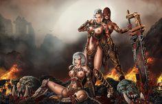 Warhammer 40000,warhammer40000, warhammer40k, warhammer 40k, ваха, сорокотысячник,фэндомы,Imperium,Империум,Adepta Sororitas,sisters of battle, сестры битвы,Faphammer,эротика вархаммер,Sisters Repentia